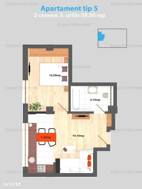 Apartament de vanzare, Iași (judet), Strada Veche - Foto 4