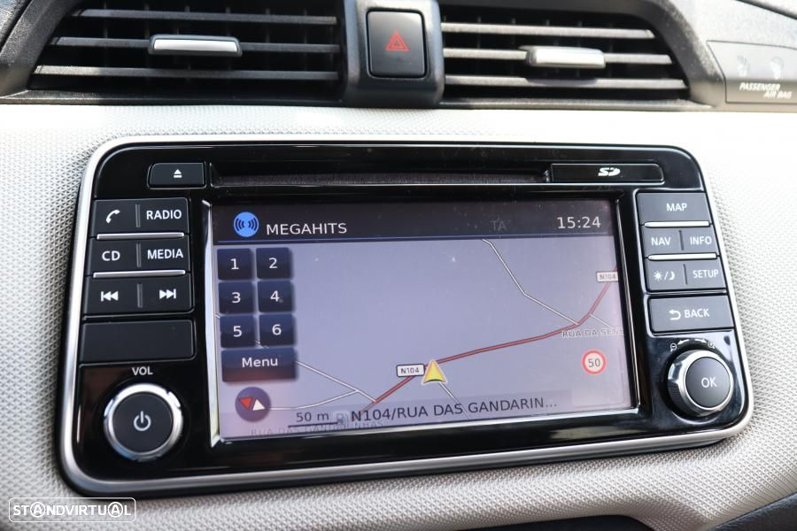 Nissan Micra 1.5 DCI Connect GPS - 4