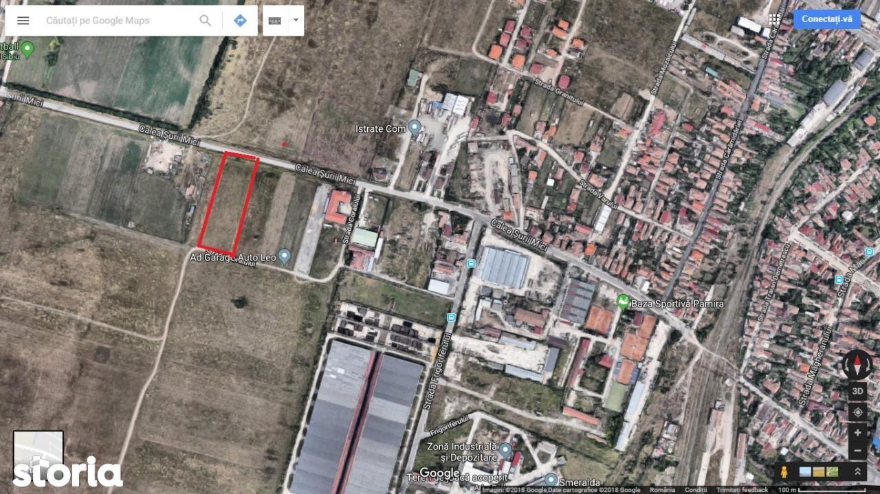 Teren de Vanzare, Sibiu (judet), Sibiu - Foto 1