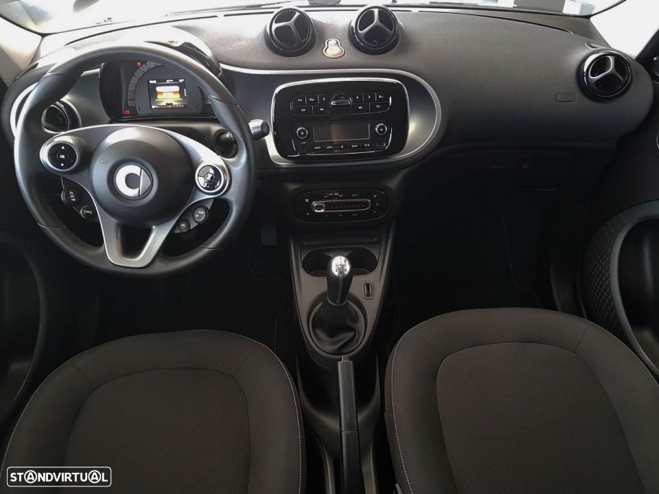 Smart ForFour 1.0 Passion - 13