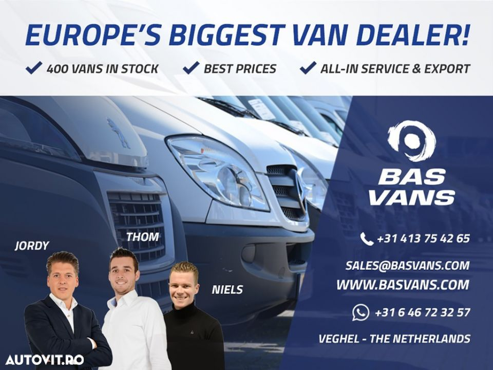 Volkswagen Crafter 2.0 TDI 140PK Nieuw Enkellucht Chassis cabine Cruise control Airco Cruise - 4