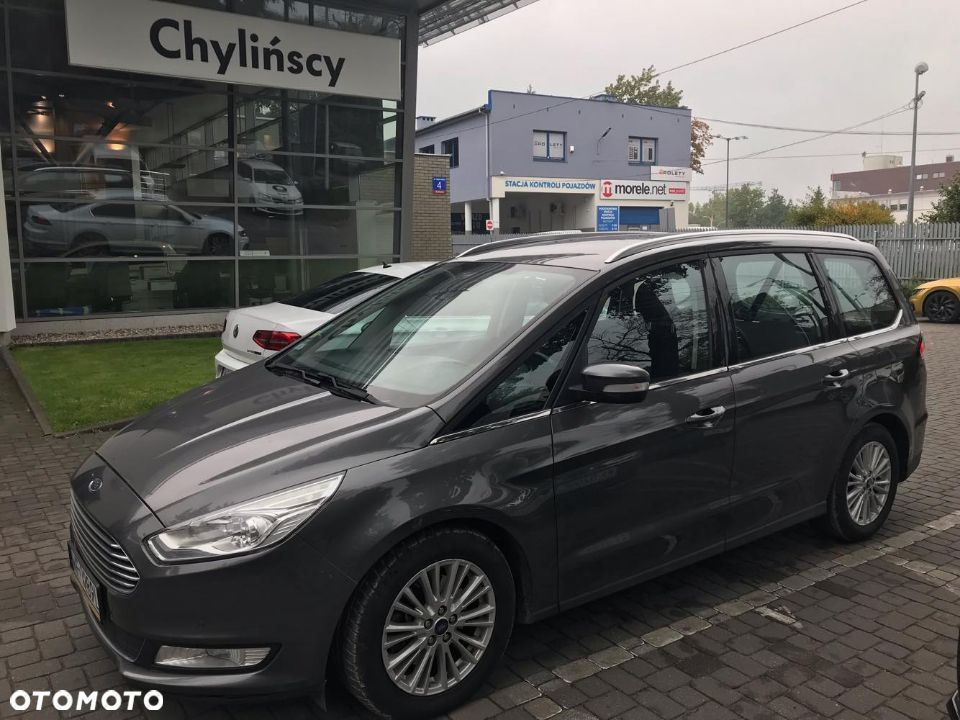 Ford Galaxy 2.0 TDCi 180KM / Titanium / Salon Polska / Dealer VW - 21