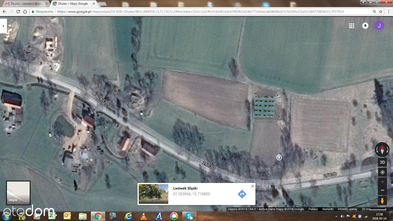 Działka na sprzedaż, Dłużec, lwówecki, dolnośląskie - Foto 11