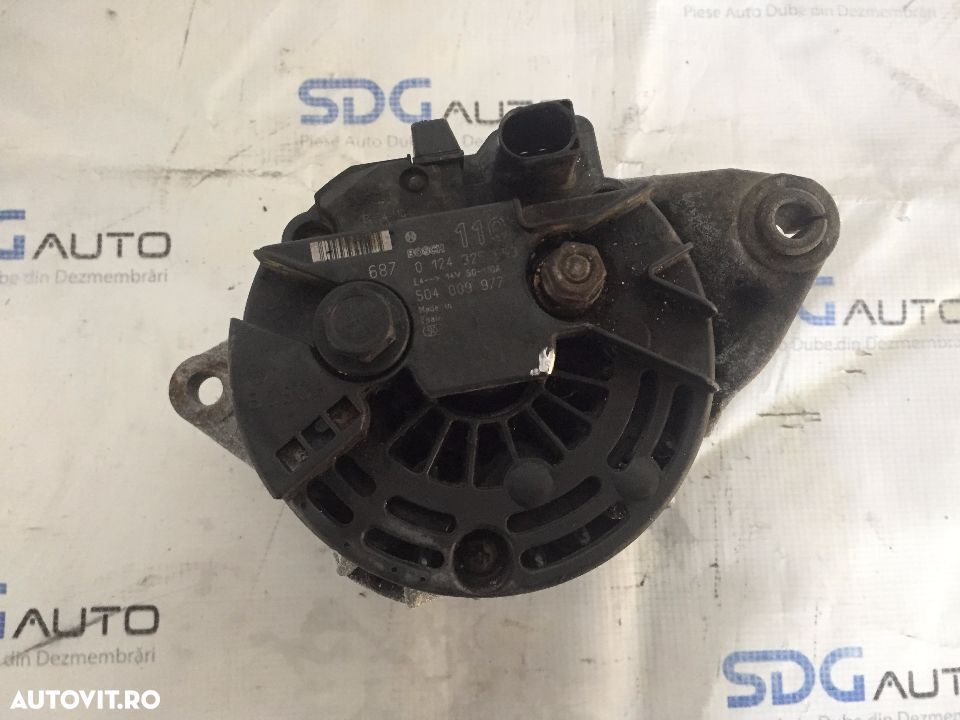 Alternator-Iveco Daily 2.3 an 2004 - 1