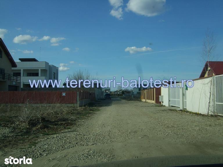 Teren de Vanzare, Ilfov (judet), Baloteşti - Foto 5