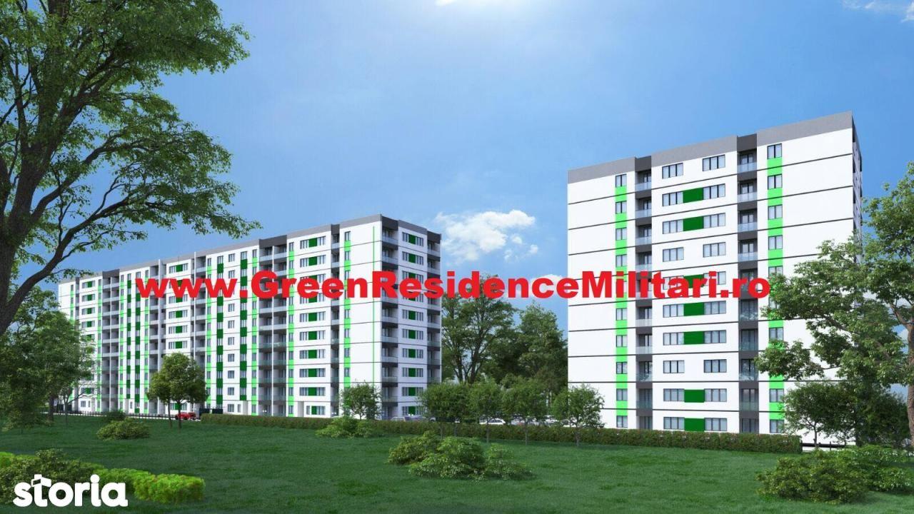 Apartament de vanzare, București (judet), Drumul Belșugului - Foto 2
