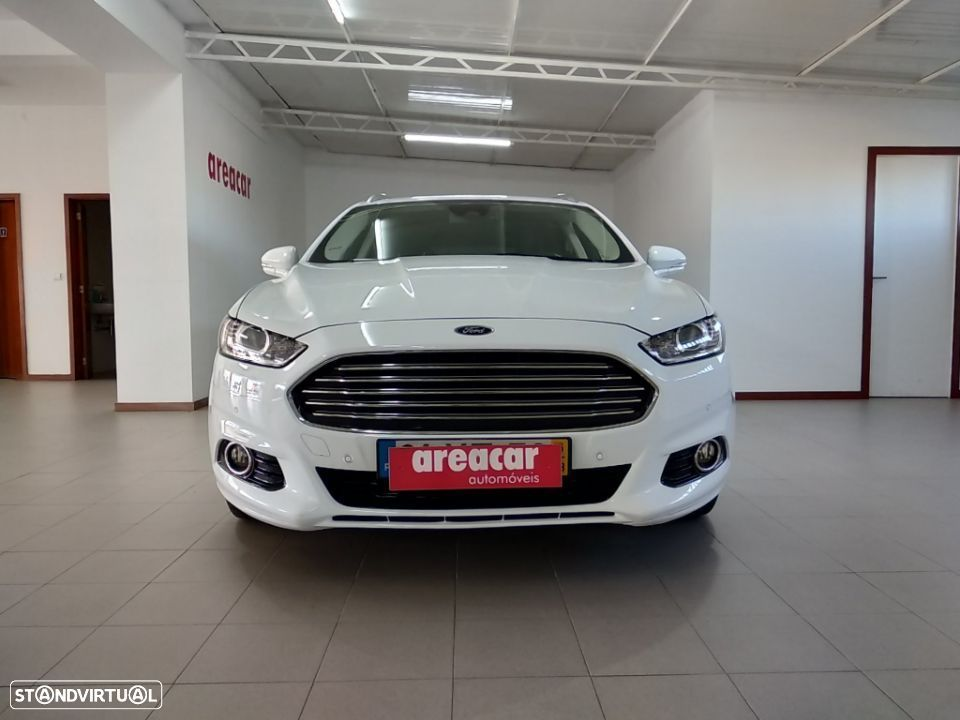 Ford Mondeo SW Business - 11
