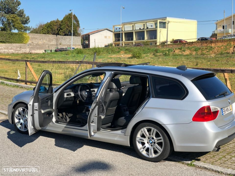 BMW 320 PACK M TOTAL                                  FULL EXTRAS              **PANORAMICA** - 16