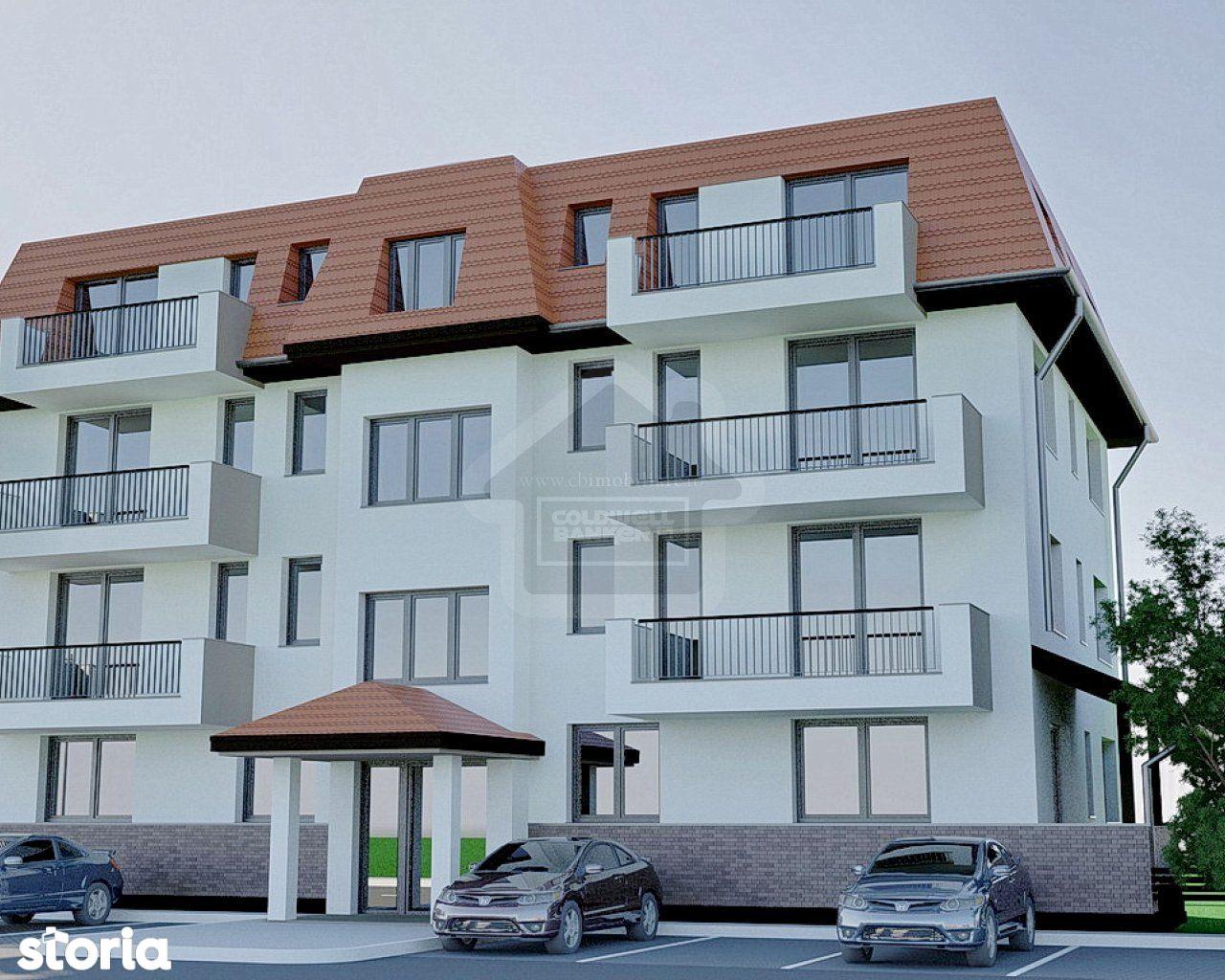 Apartament de vanzare, Sanpetru, Brasov - Foto 1
