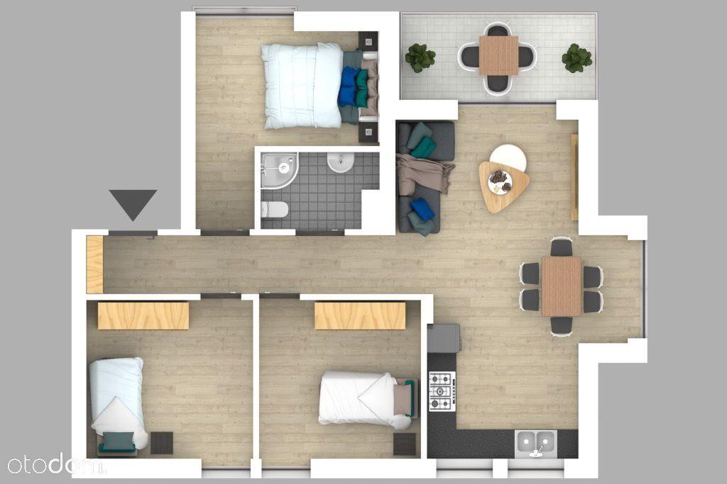 Mieszkanie na sprzedaż, Bielsko-Biała, Lipnik - Foto 12
