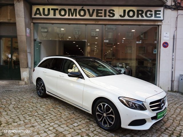 Mercedes-Benz C 200 D AVANTGARDE PACK NIGHT - 1