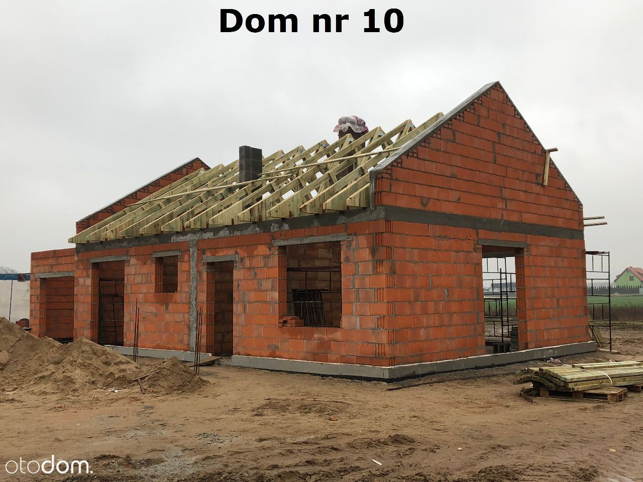 Dom na sprzedaż, Skulsk, koniński, wielkopolskie - Foto 19