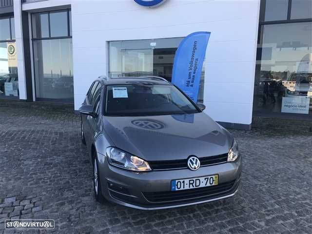 VW Golf Variant 1.6 TDi GPS Edition - 1