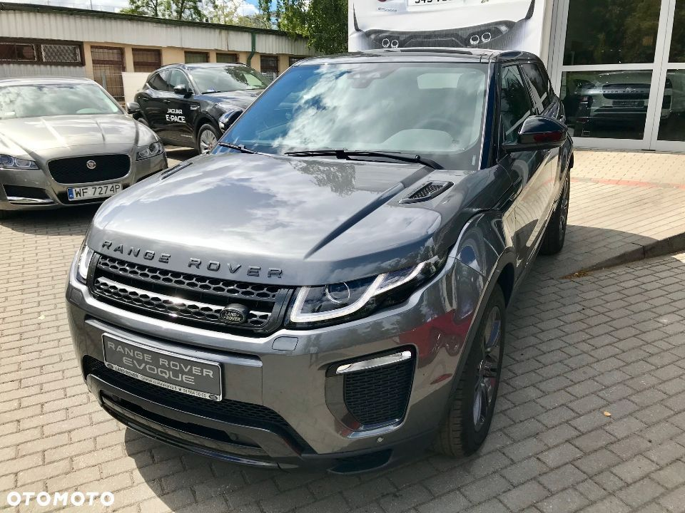 Land Rover Range Rover Evoque 2.0 D TD4 180KM 5 DRZWI SE Dynamic Special Edition MY18 - 4