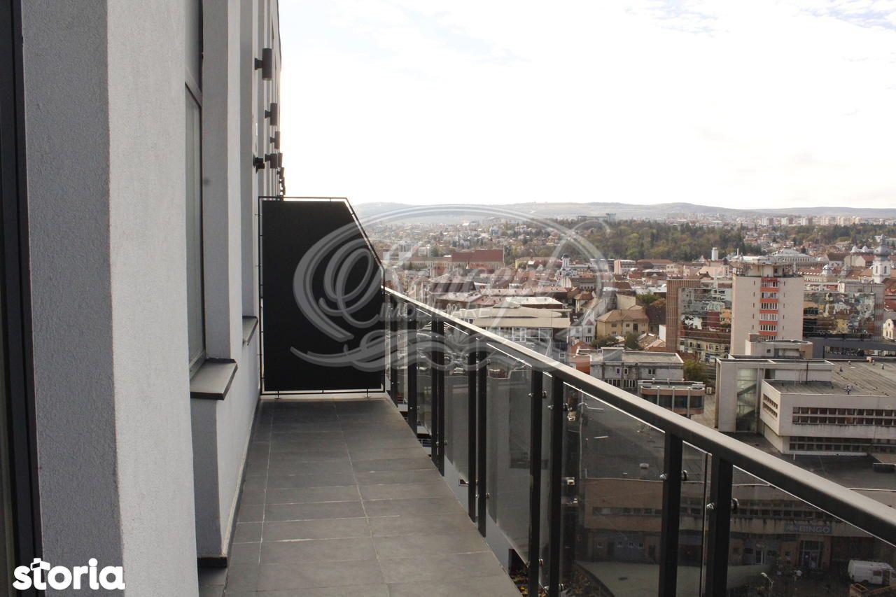 Apartament de inchiriat, Cluj (judet), Strada Ploiești - Foto 9