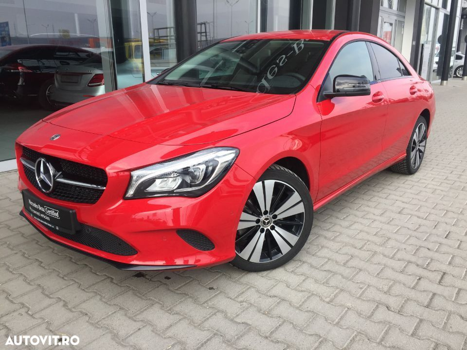 Mercedes-Benz CLA 200 - 3