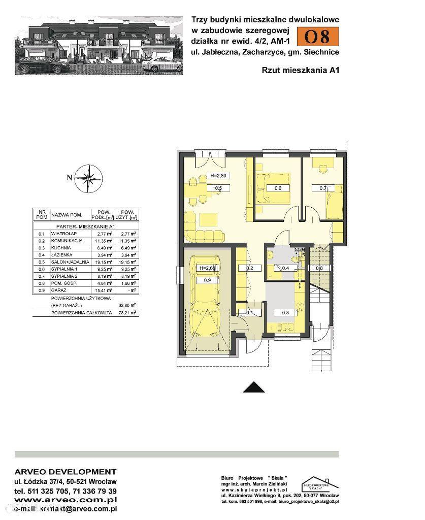 Mieszkanie na sprzedaż, Wrocław, dolnośląskie - Foto 1009