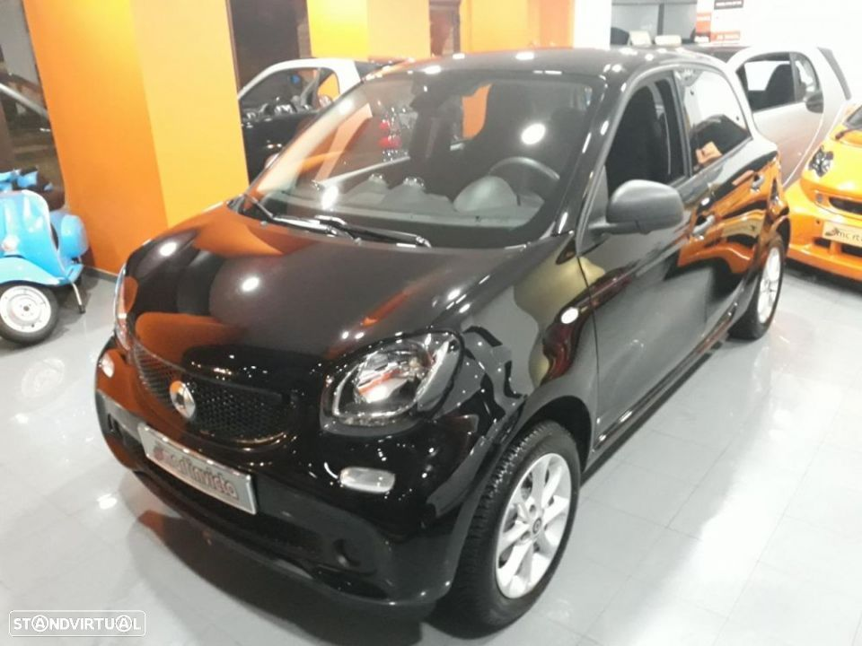 Smart ForFour 1.0 passion 71 - 1