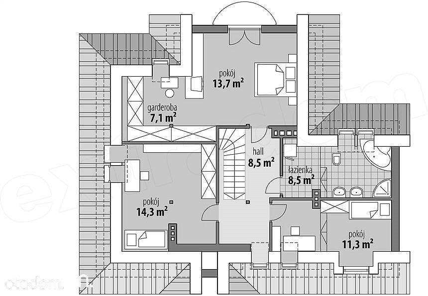 Dom na sprzedaż, Tuchola, tucholski, kujawsko-pomorskie - Foto 12