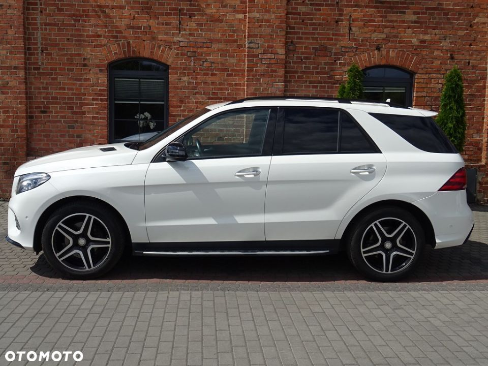 Mercedes-Benz GLE 350d 4Matic AMG LED/ILS Kamera360 Airmatic Hak - 2