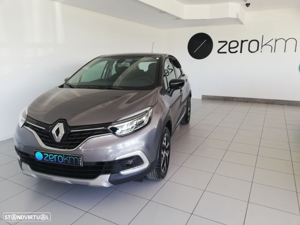Renault Captur EXCLUSIVE TCE 90 - 21