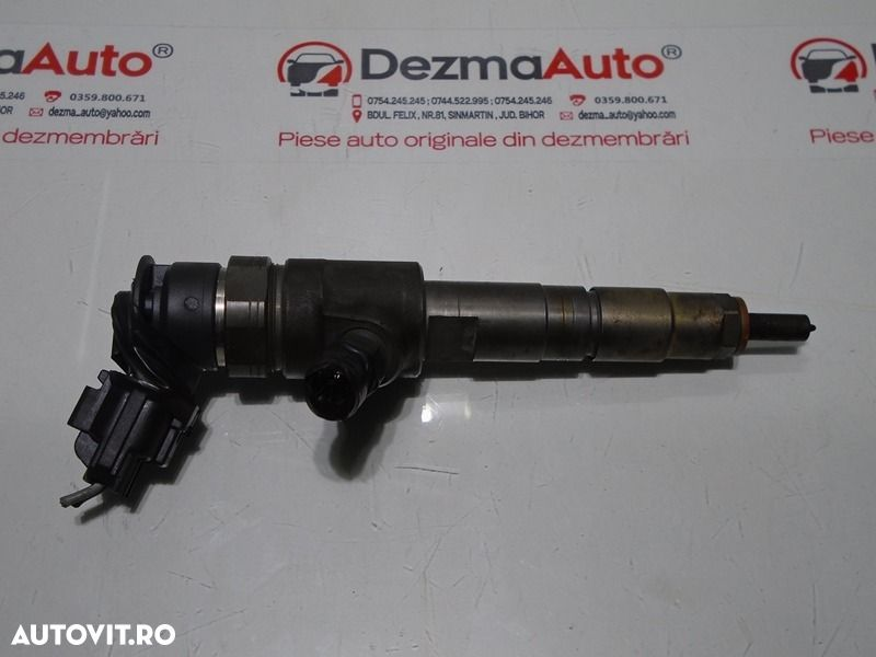 Injector , Peugeot 207 SW (WK) 1.6hdi, 9HP - 1