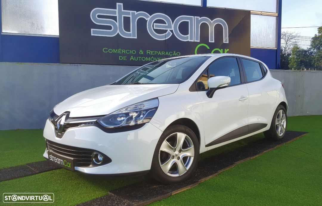 Renault Clio 1.5 DCi Dynamic S - 1