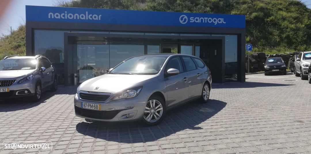 Peugeot 308 SW (308 SW 1.6 e-HDi Active) - 1