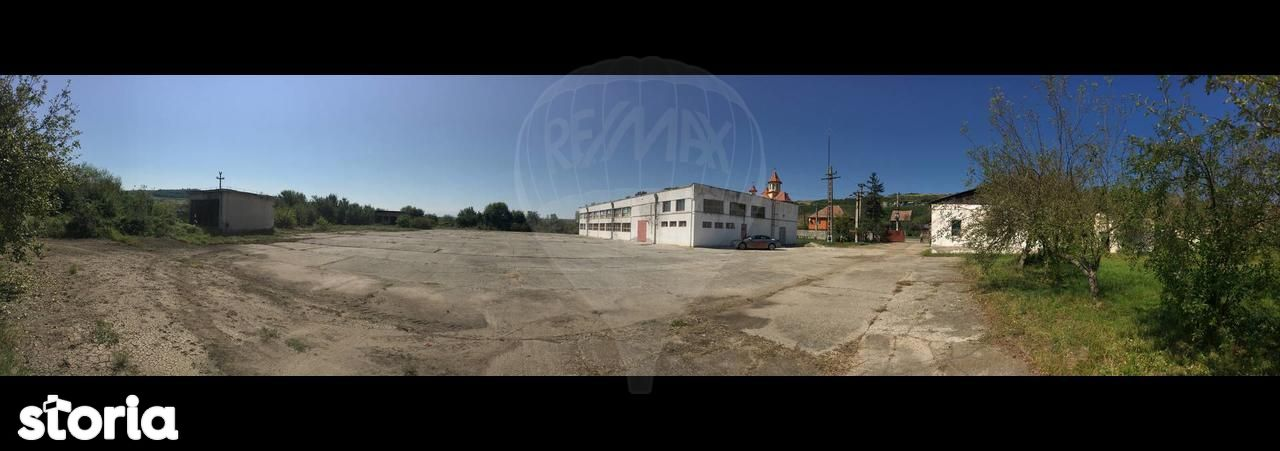 Depozit / Hala de vanzare, Sibiu (judet), Loamneş - Foto 11
