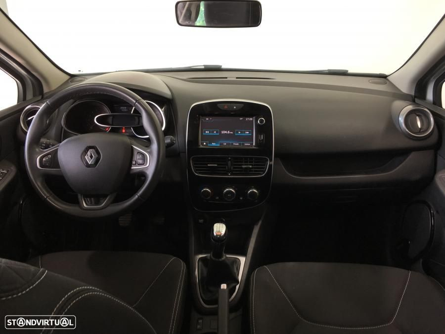 Renault Clio 0.9 TCe Limited GPS 90cv - 6