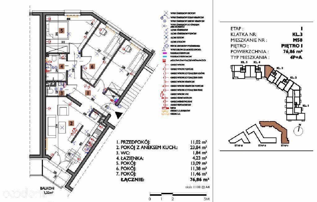 Mieszkanie na sprzedaż, Lublin, Felin - Foto 2