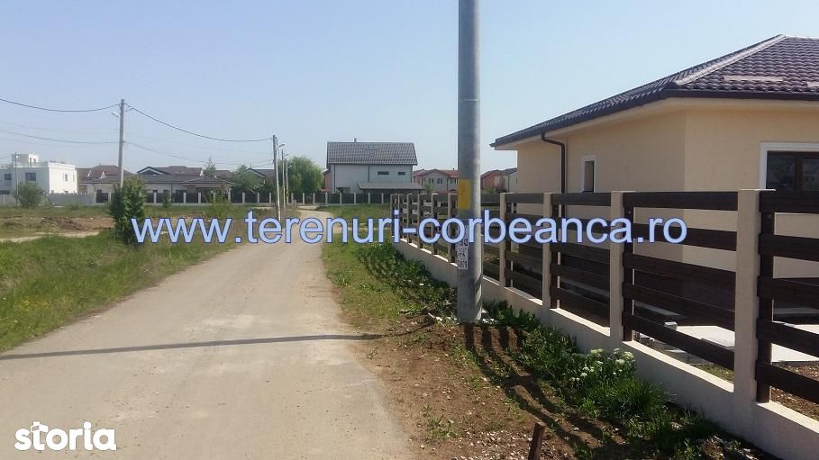 Teren de Vanzare, Corbeanca, Bucuresti - Ilfov - Foto 7