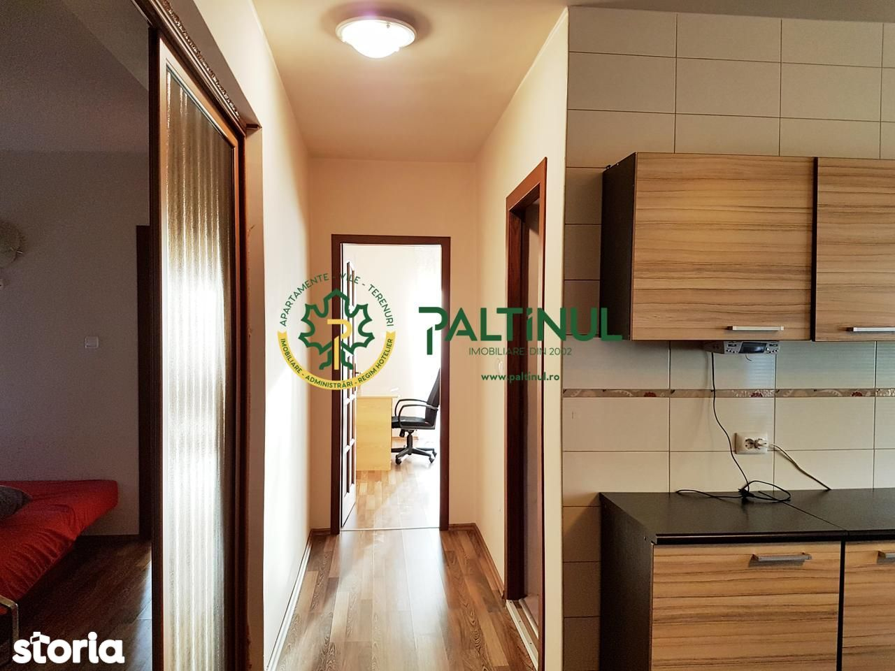 Apartament de inchiriat, Sibiu (judet), Strada Strugurilor - Foto 13