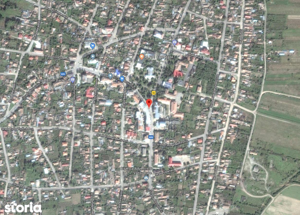 Apartament de vanzare, Mehedinți (judet), Strada Republicii - Foto 1