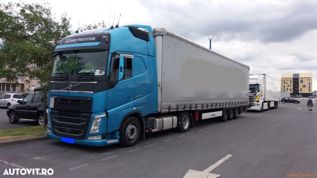 Volvo FH500 - 8