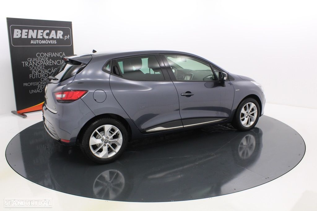 Renault Clio tCe Limited Edition 90cv S/S - 8