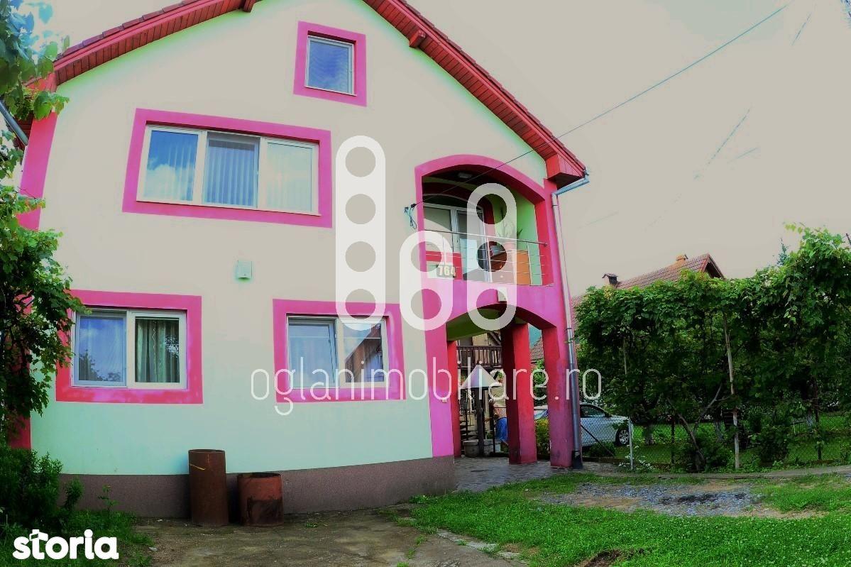Casa de vanzare, Gura Raului, Sibiu - Foto 13
