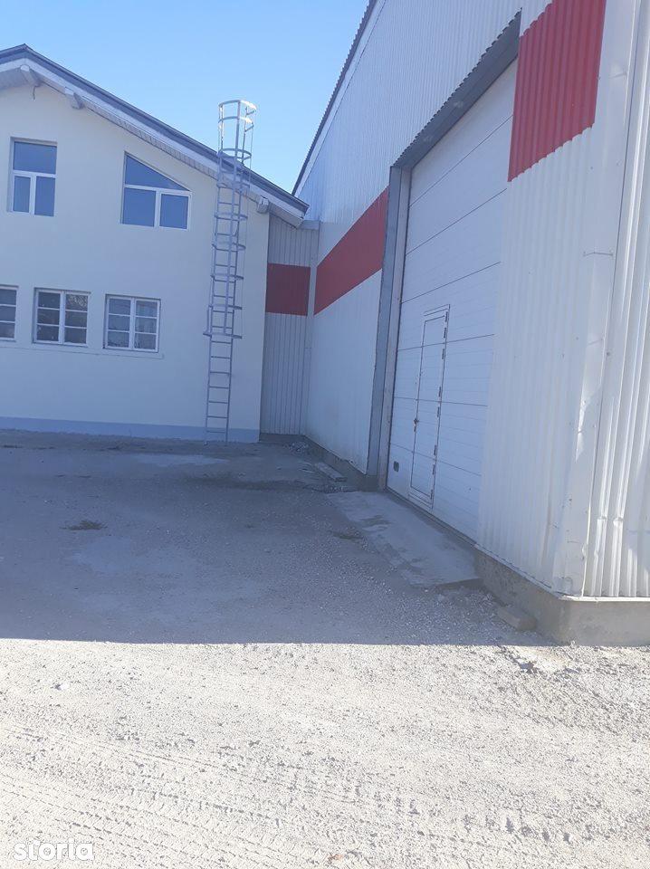 Depozit / Hala de inchiriat, Dâmbovița (judet), Târgovişte - Foto 7