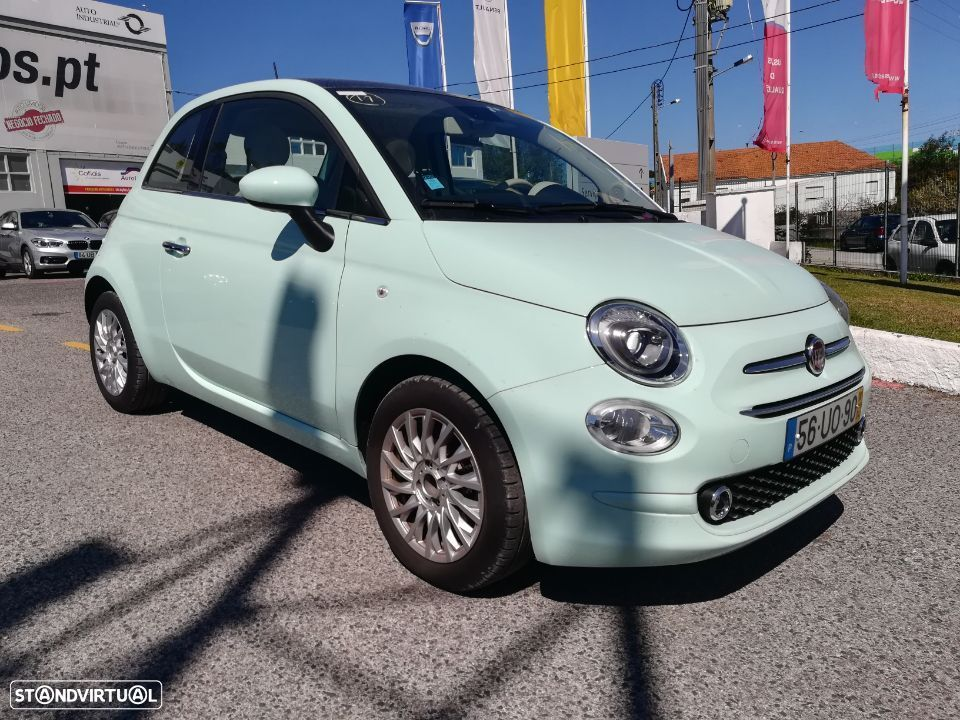 Fiat 500 New Lounge S/S - 3