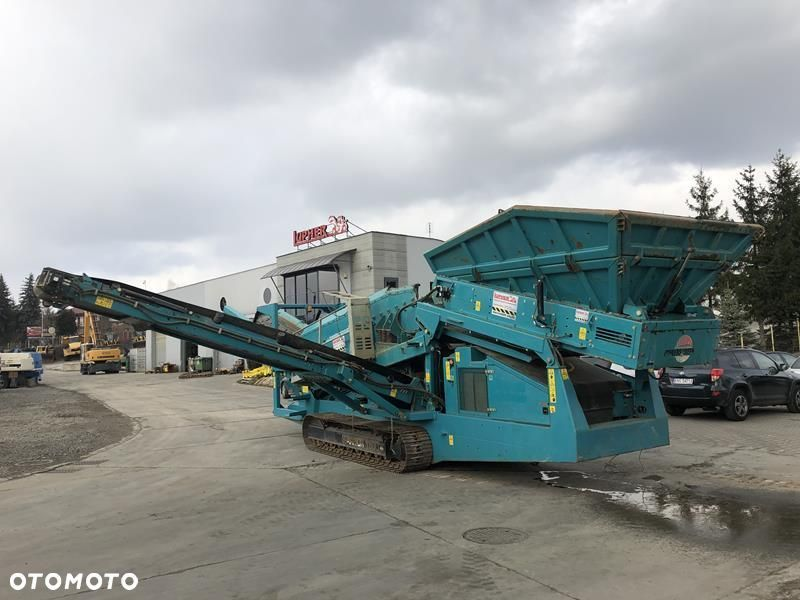 Powerscreen Warrior 1800 - 3