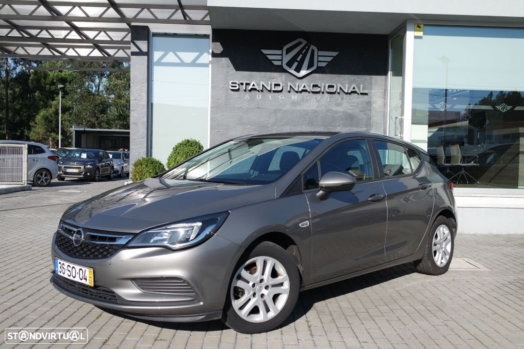 Opel Astra 1.0  Turbo Edition - 1