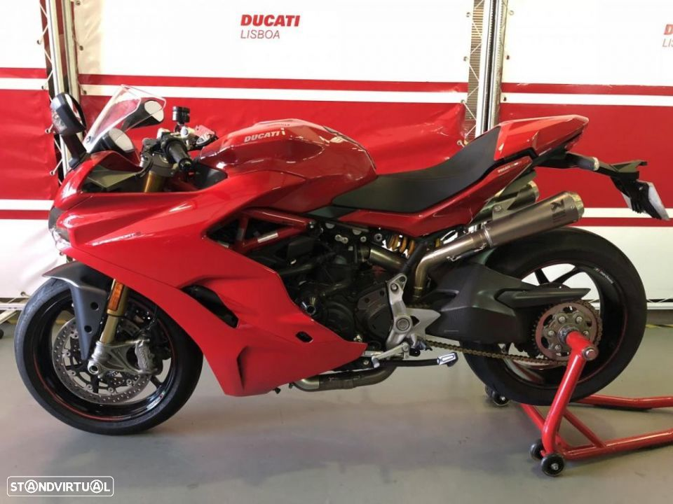 Ducati SS  SUPERSPORT S - 1
