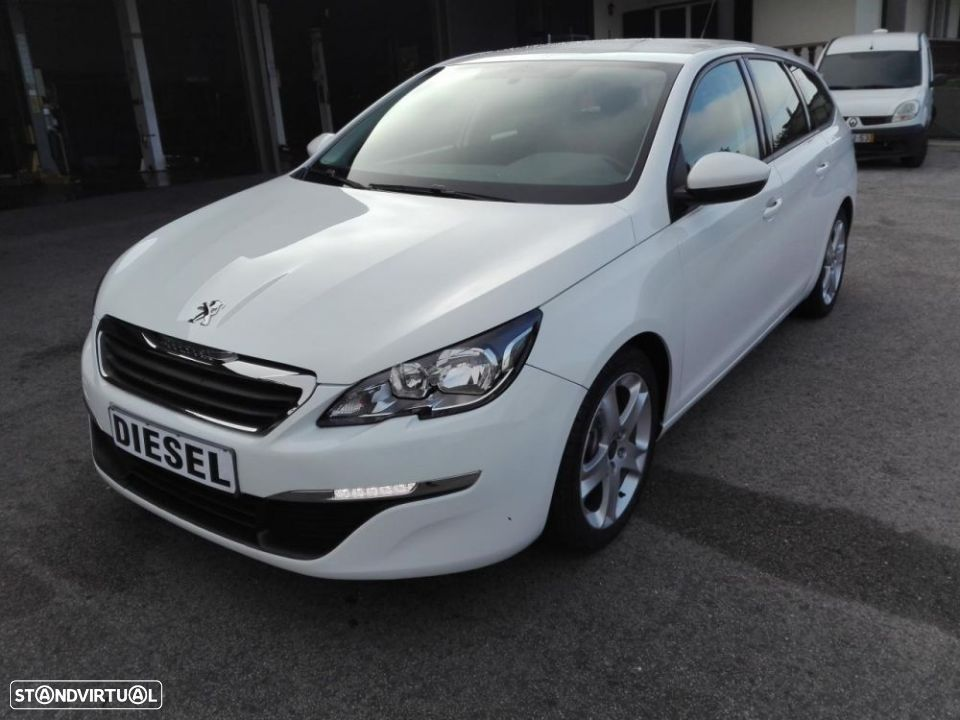 Peugeot 308 SW 1.6 e-HDi Active - 3