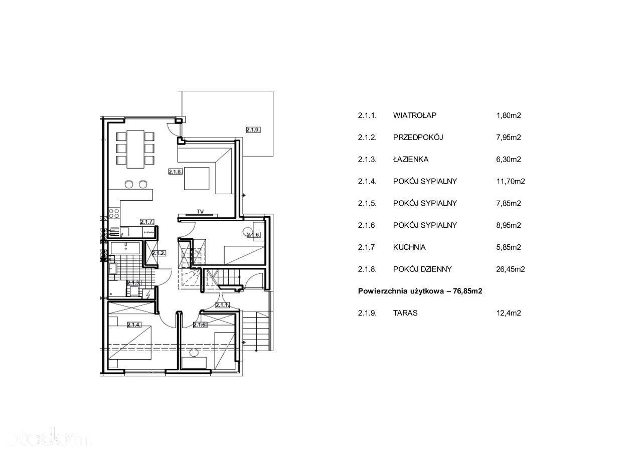 Mieszkanie na sprzedaż, Bielsko-Biała, Olszówka - Foto 3