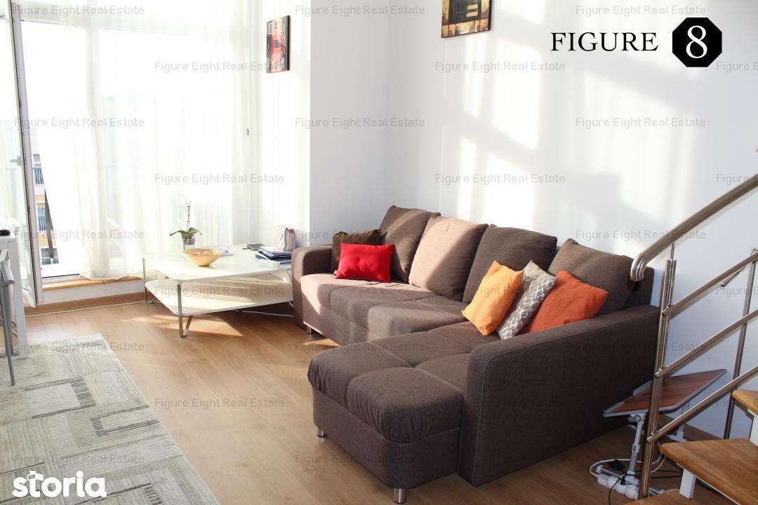 Apartament de inchiriat, Ilfov (judet), Strada Europa - Foto 4