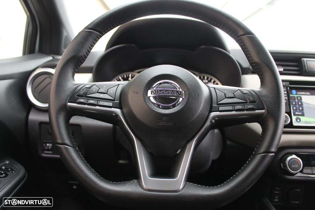 Nissan Micra 0.9 IG-T N-CONNECTA GPS + CHAVE INT. - 19