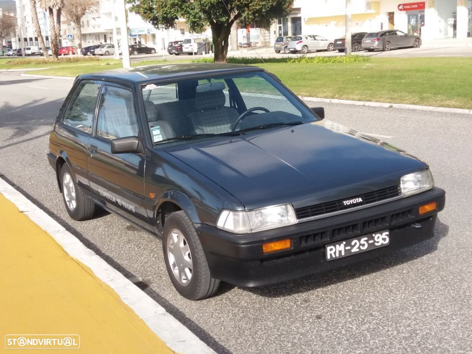 Toyota Corolla DX 12 V   Coupe - 2