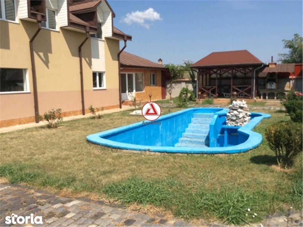 Casa de vanzare, Ilfov (judet), Șoseaua Alexandru Ioan Cuza - Foto 1