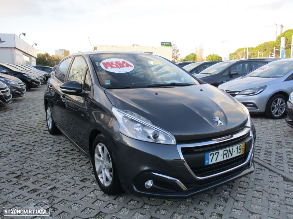 Peugeot 208 1.6 HDI BLUE ACTIVE - 1