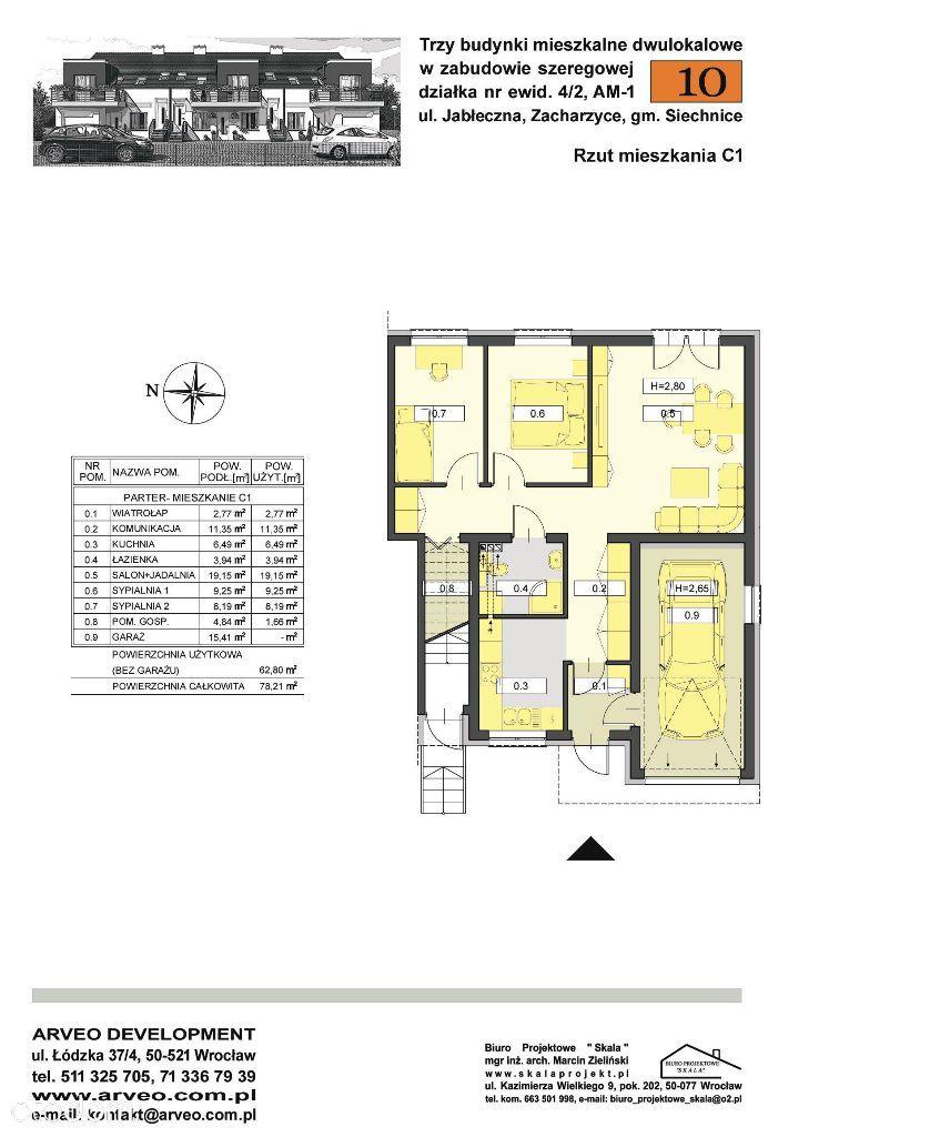Mieszkanie na sprzedaż, Wrocław, dolnośląskie - Foto 1005